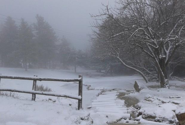 Επιδείνωση του καιρού με χιονια,,χαμηες θερμοκρασίες και ισχυρούς ανέμους