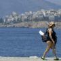 Όλες οι ακατάλληλες για κολύμπι παραλίες στην Αττική