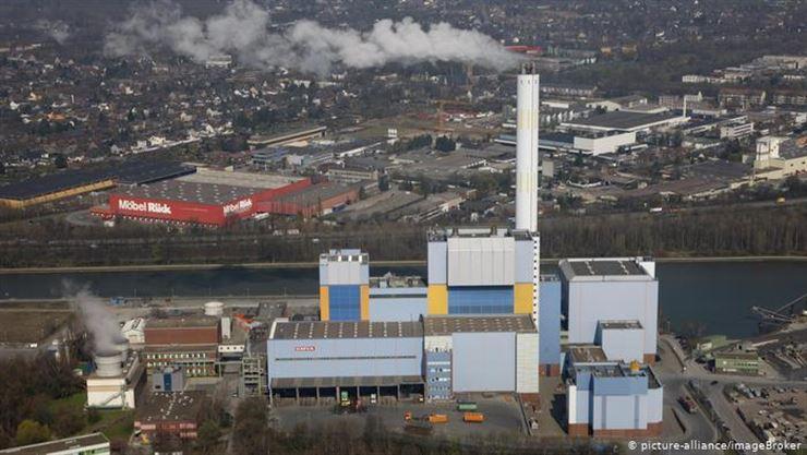 Εργοστάσιο Καύσης Σκουπιδιών στο εξωτερικό